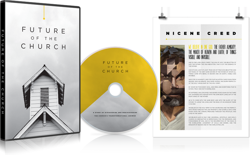 Future of the Church Pre-Order