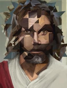 Jesus Illustration